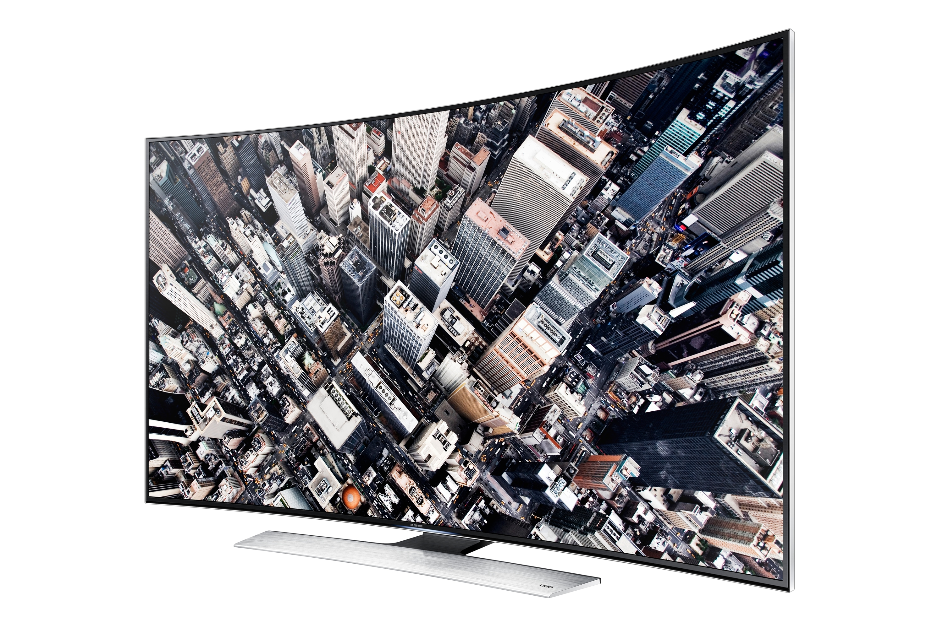 "65"" UHD 4K Curved Smart TV HU900 Series 9"