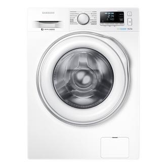 WW10J6410EW Lavadora de roupas WD6000 10.2 kg Branca 127 V - Frontal Branco