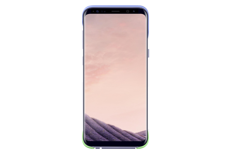 2-Piece cover (Galaxy S8+)
