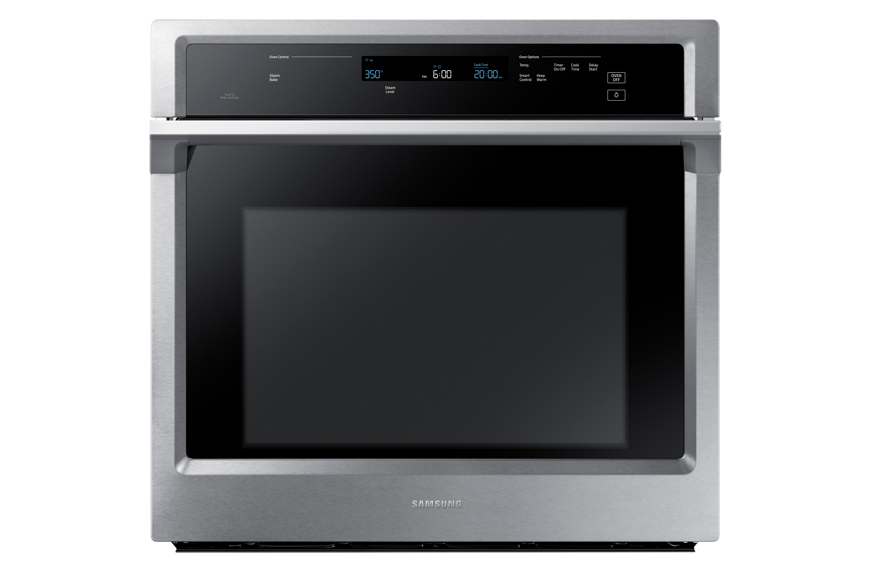 NV51K6650SS Convection Single Oven with Steam Bake, 5.1 cu.ft