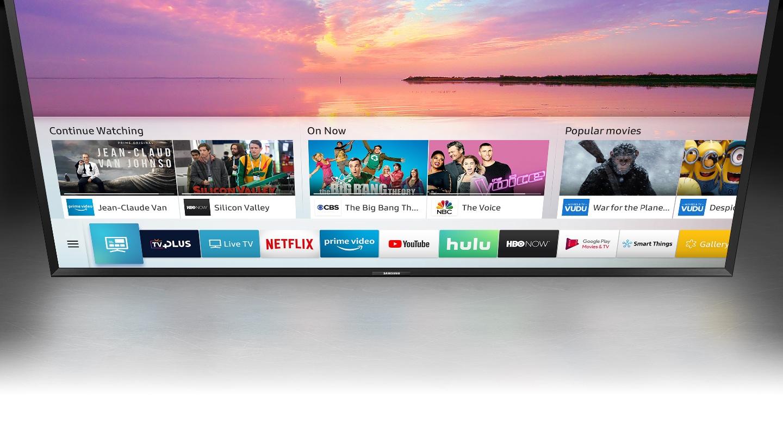 An intelligent way to enjoy the smart TV