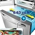 Smart freezer design