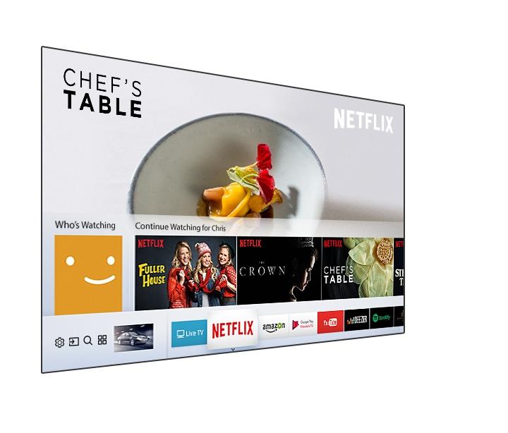 55 mu6000 smart tv prix maroc