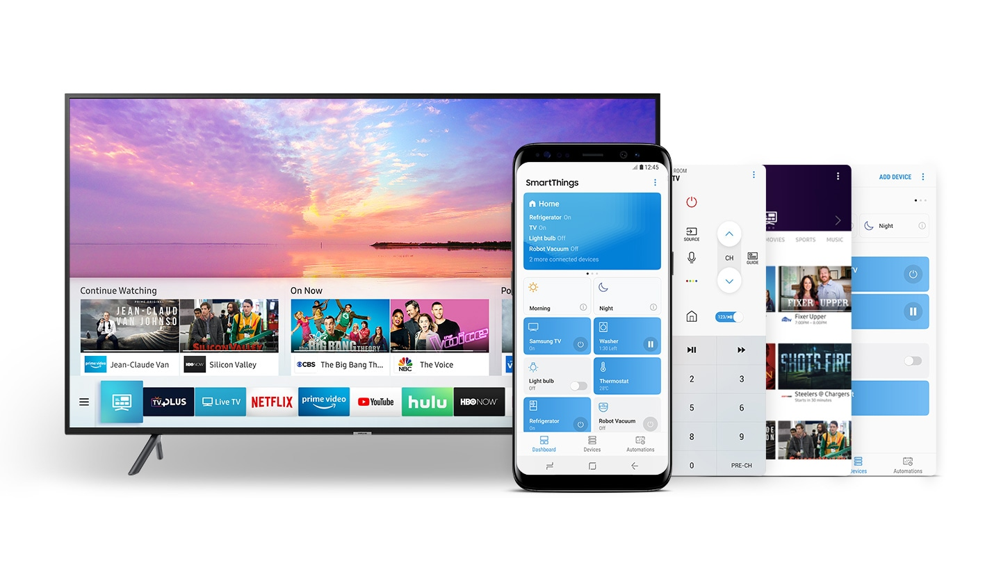 SmartThings App, just one app for all
