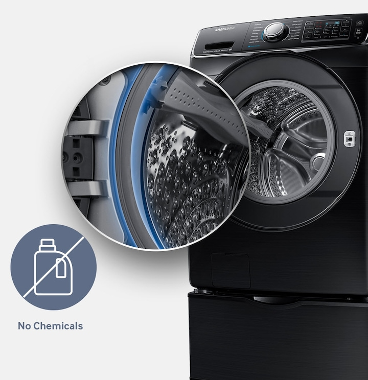 Keep your washer fresh