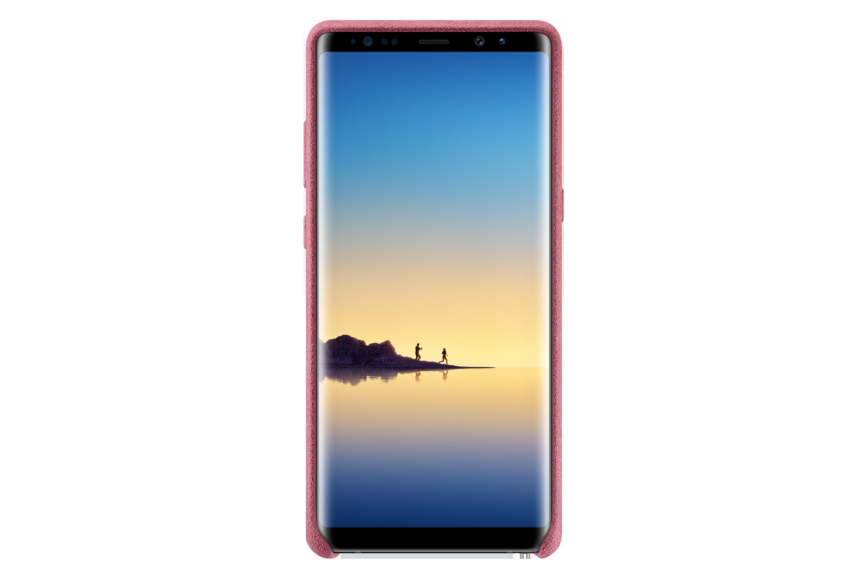 Coque en alcantara (Galaxy Note8)