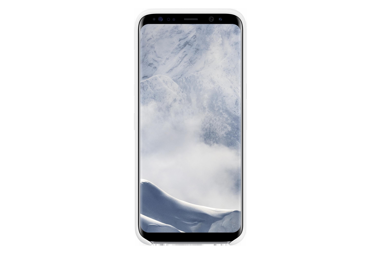 Coque en silicone (Galaxy S8)