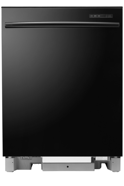 R3 - Lave-vaisselle à niveau de bruit de 51dBA (noir)