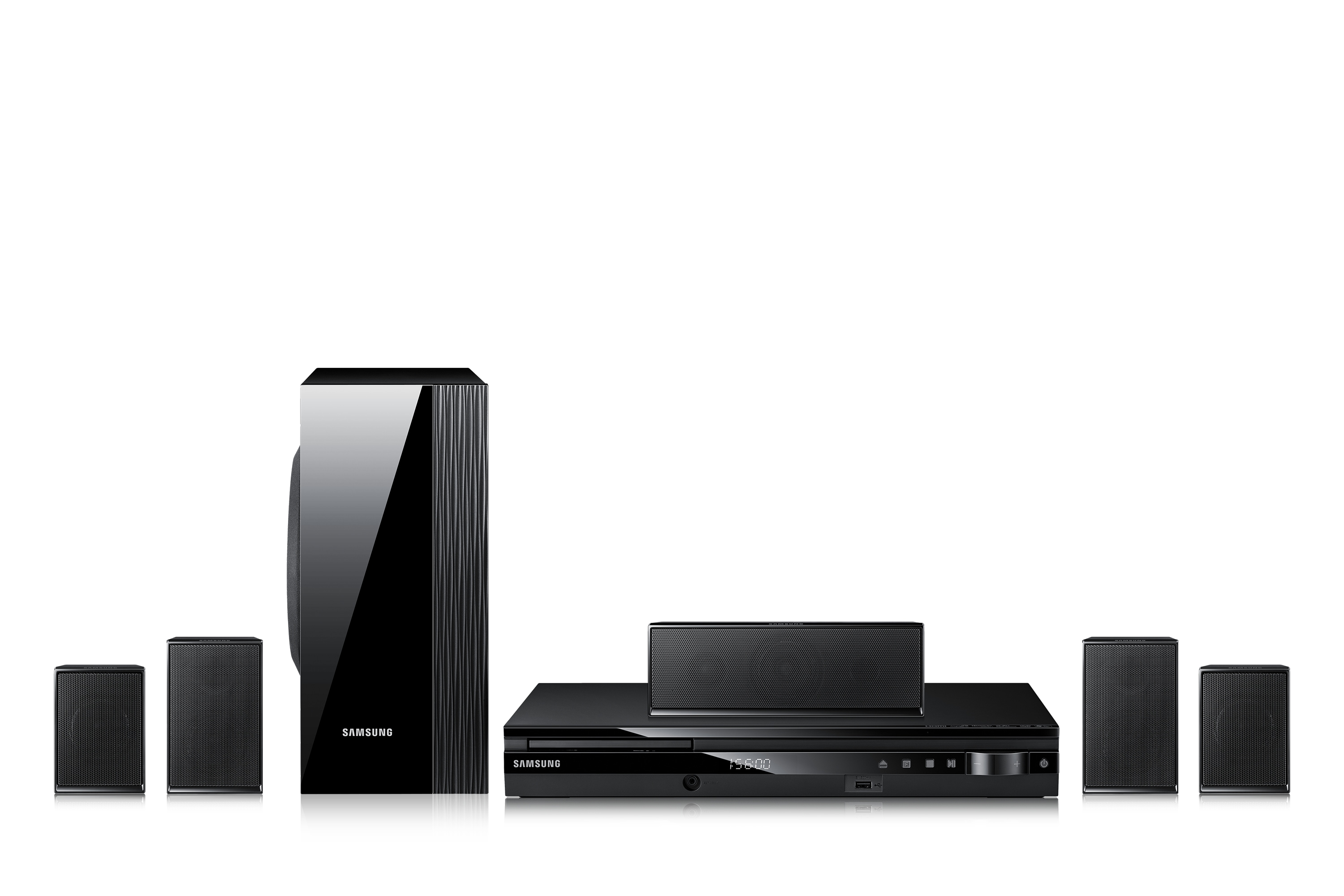 DVD Home Entertainment System E550