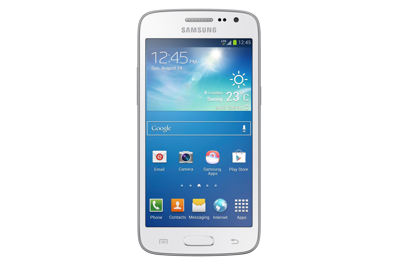 Samsung Galaxy Core - Blanc
