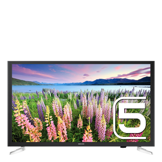 "32"" Full HD Flat Smart TV J5205 Series 5"