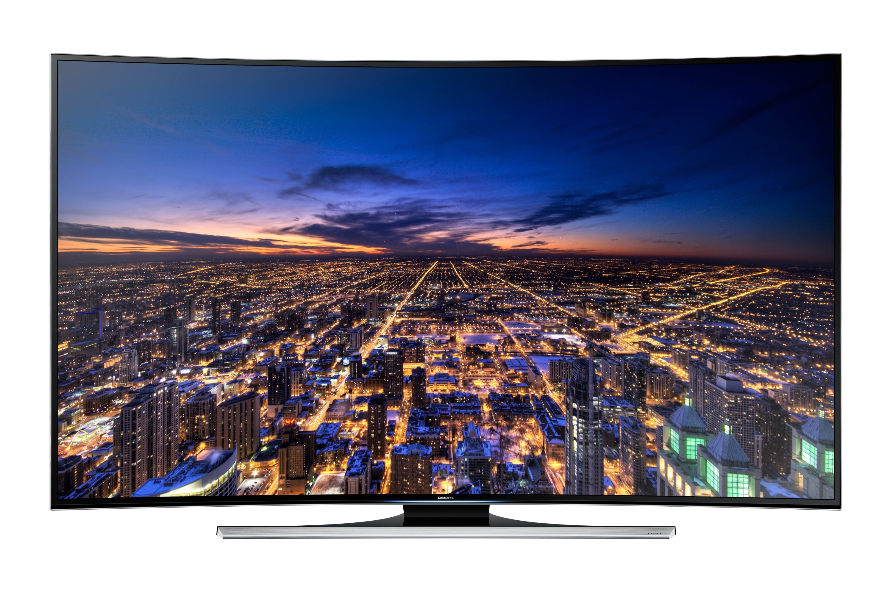"55"" UHD 4K Curved Smart TV HU8700 Series 8"