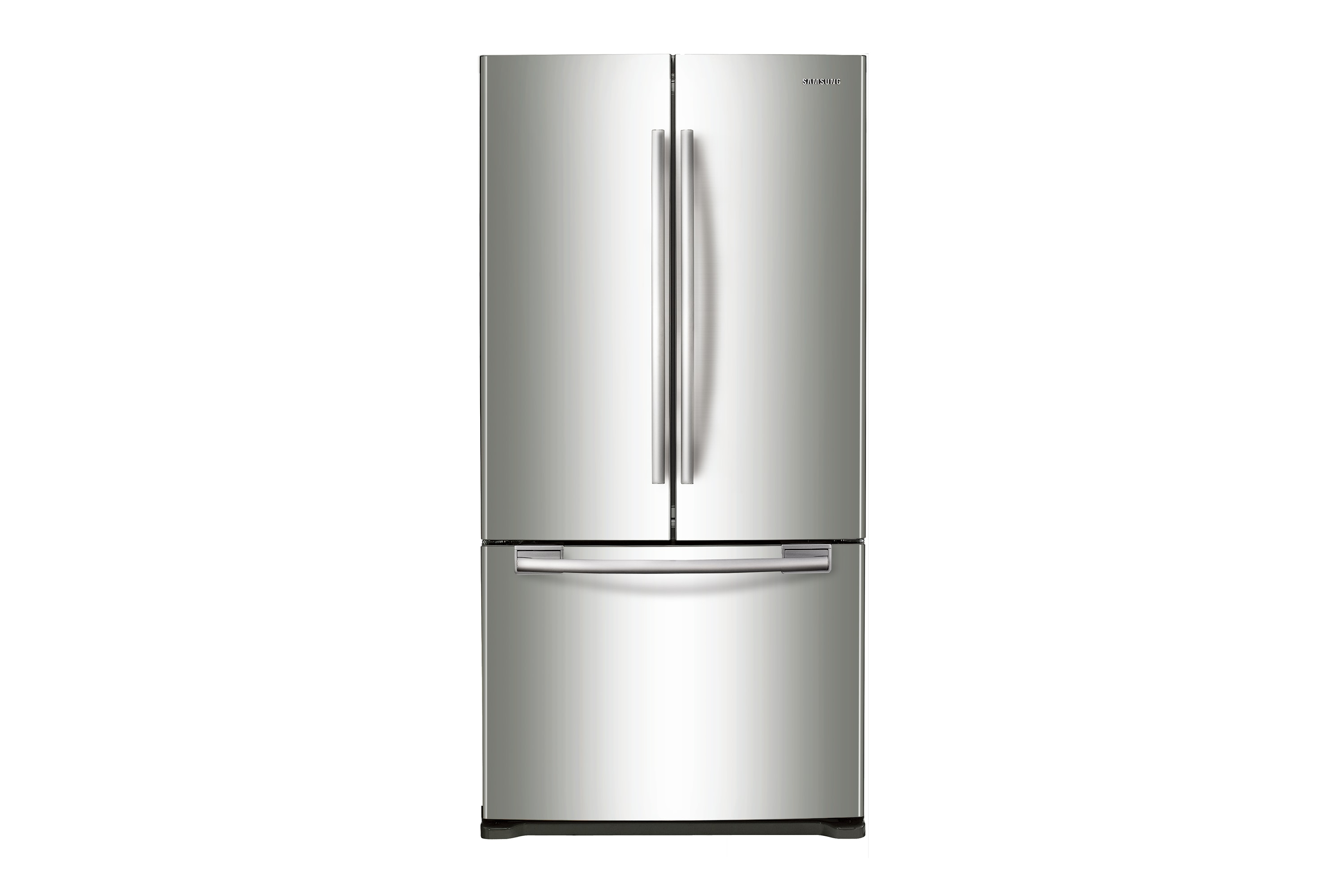 RF18HFENBSR French Door Refrigerator with Twin Cooling Plus, 17.5 cu.ft