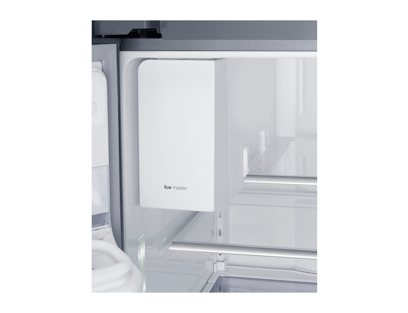 Rf28hmedbsr French Door Refrigerator With Twin Cooling