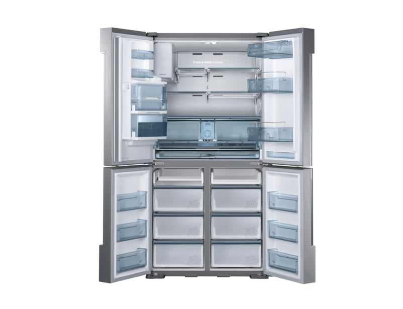 rf34h9960s4 door refrigerator with cooling 34 3 cu ft rf34h9960s4 aa samsung ca