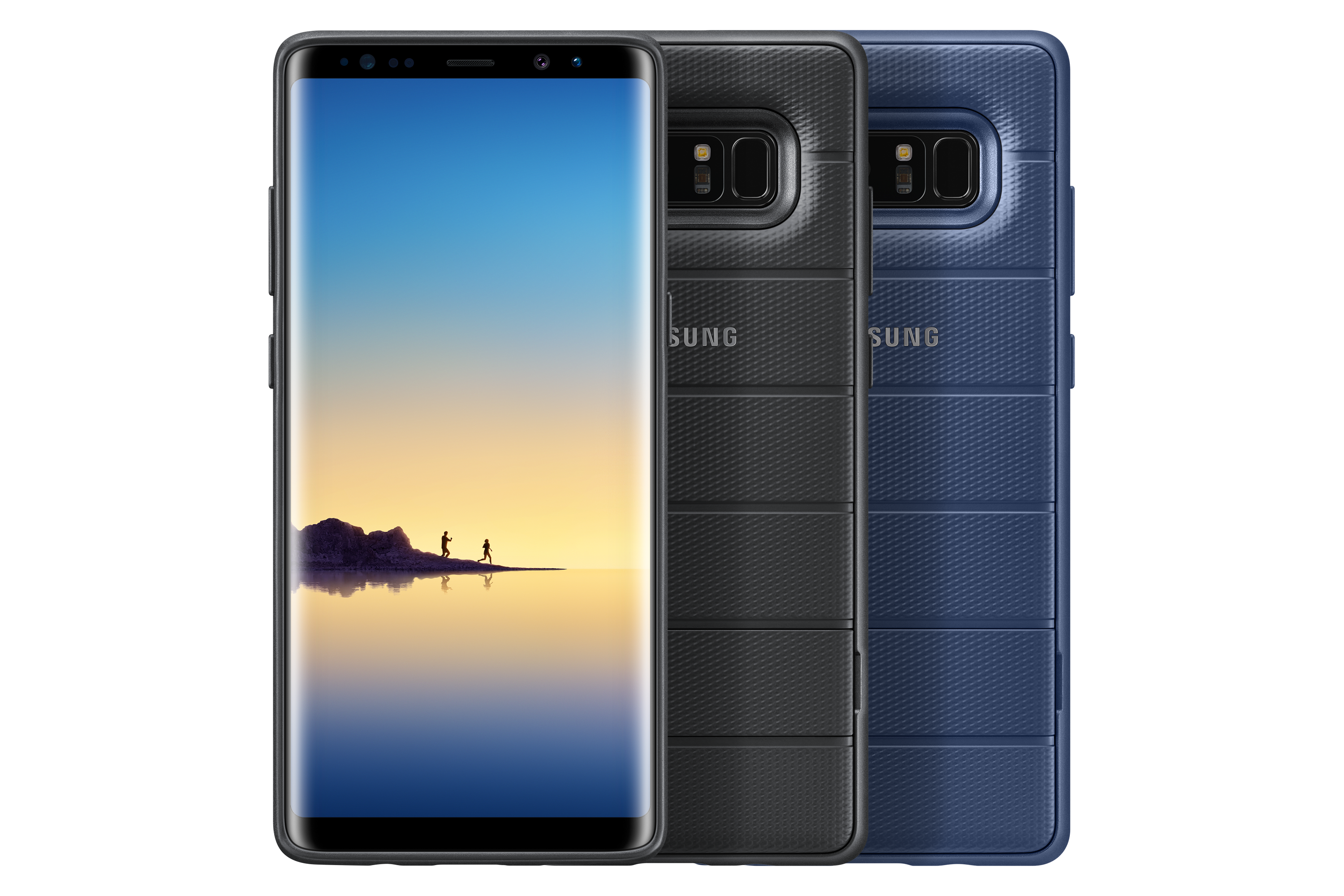 Protective Standing Cover (Galaxy Note8)