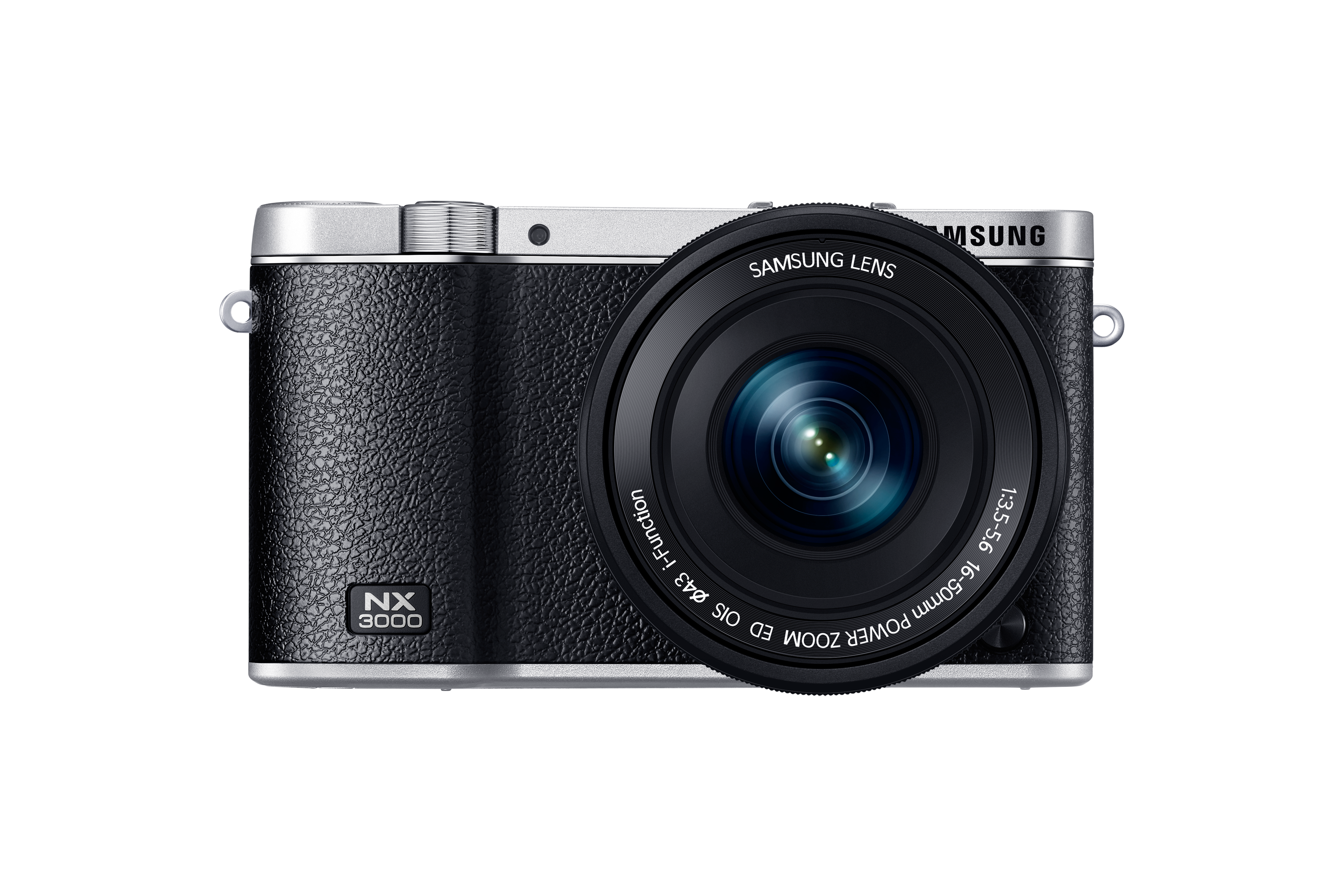 NX3000 (16-50 mm Power Zoom, Flash)