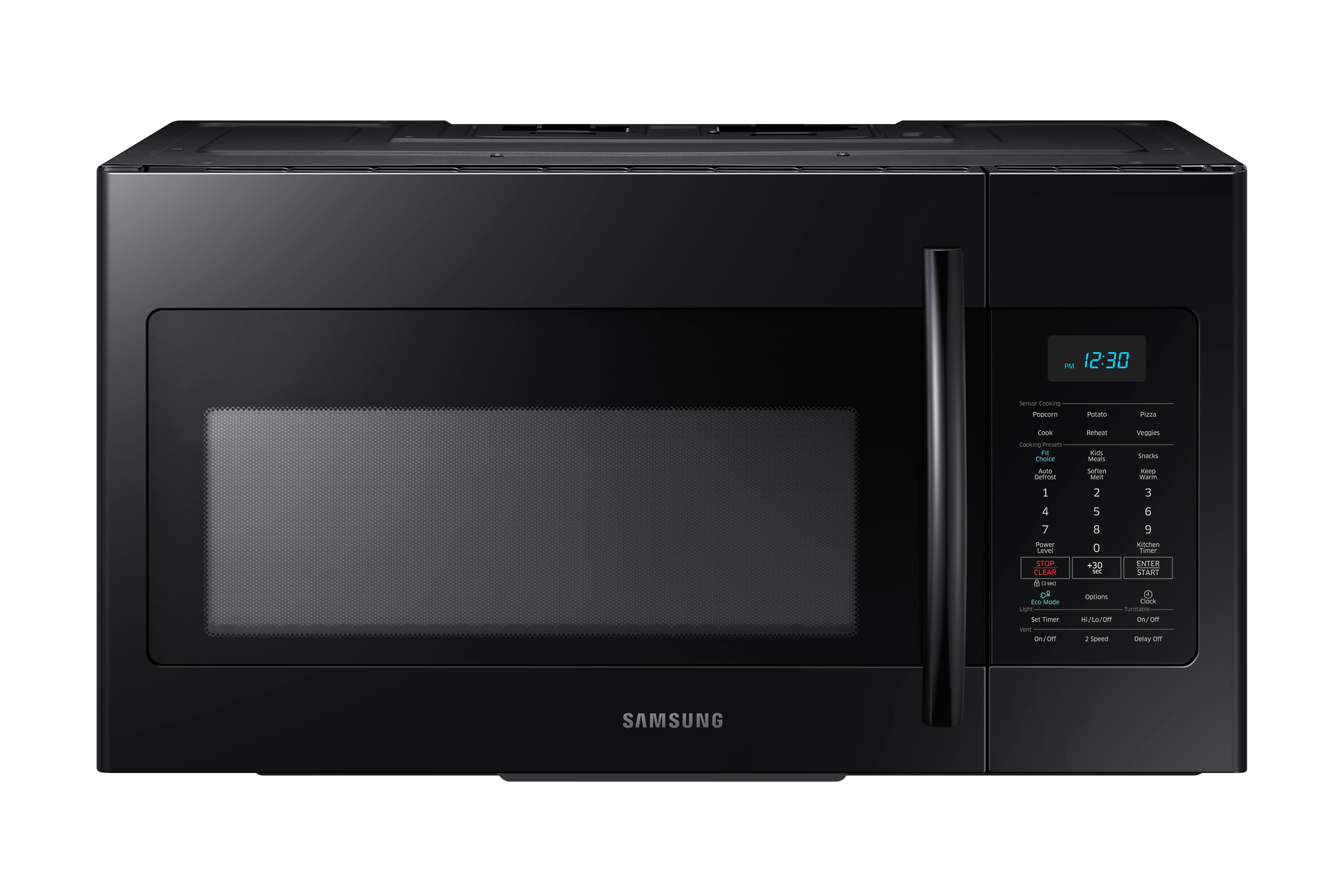 ME17H703SHB Over the Range Microwave with Sensor Cook, 1.7 cu.ft