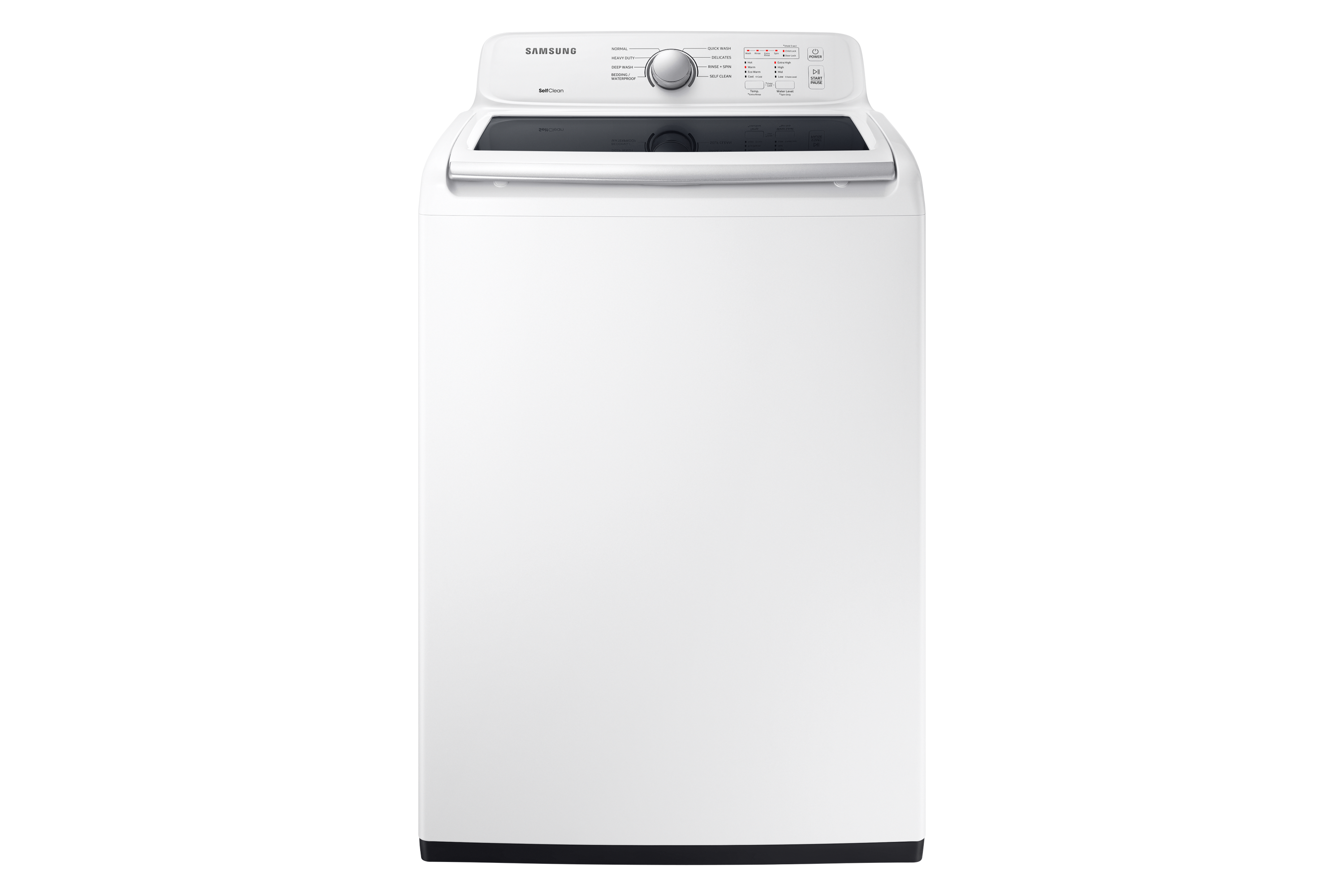5.2 cu.ft. Top Load washer - WA45M3100AW/A4
