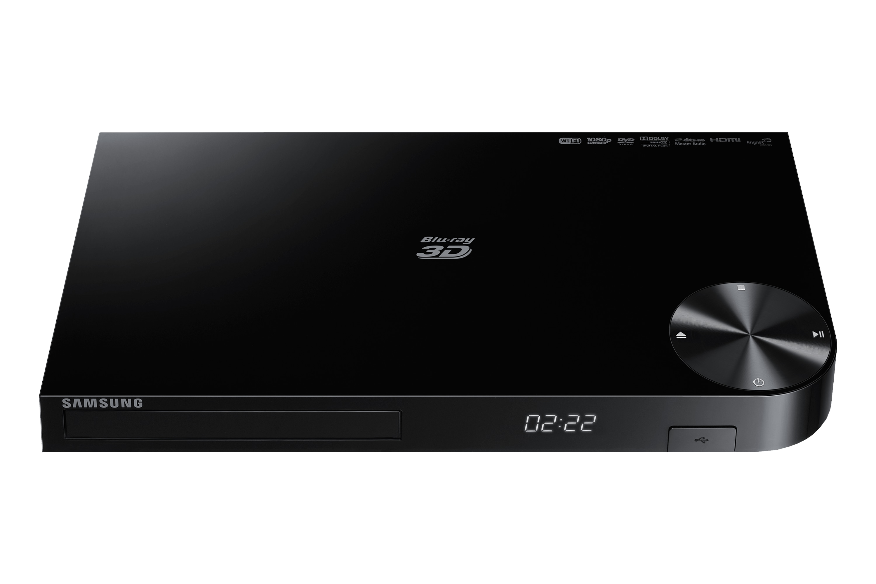BD-F5900 Smart 3D Wi-Fi Blu-ray Disc Player