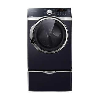 DV405ETPAGR 7.4 cu.ft King-Size Capacity Electric Front-Load Dryer (Charcoal)