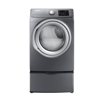 DV5200 7.5 cu.ft Electric Front-Load Dryer (Platinum)