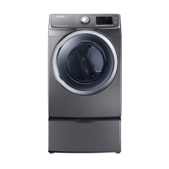 DV5600 7.5 cu.ft Electric Front-Load Dryer (Platinum)