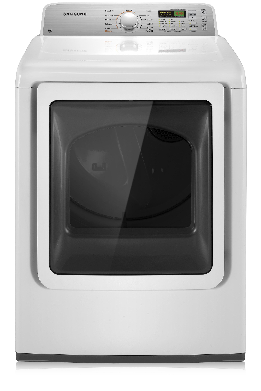 DV456EWHDWR Front White