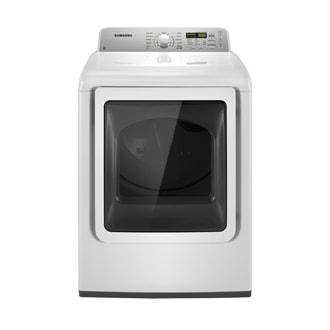 DV456EWHDWR 7.3 cu.ft Electric Front Load Dryer White