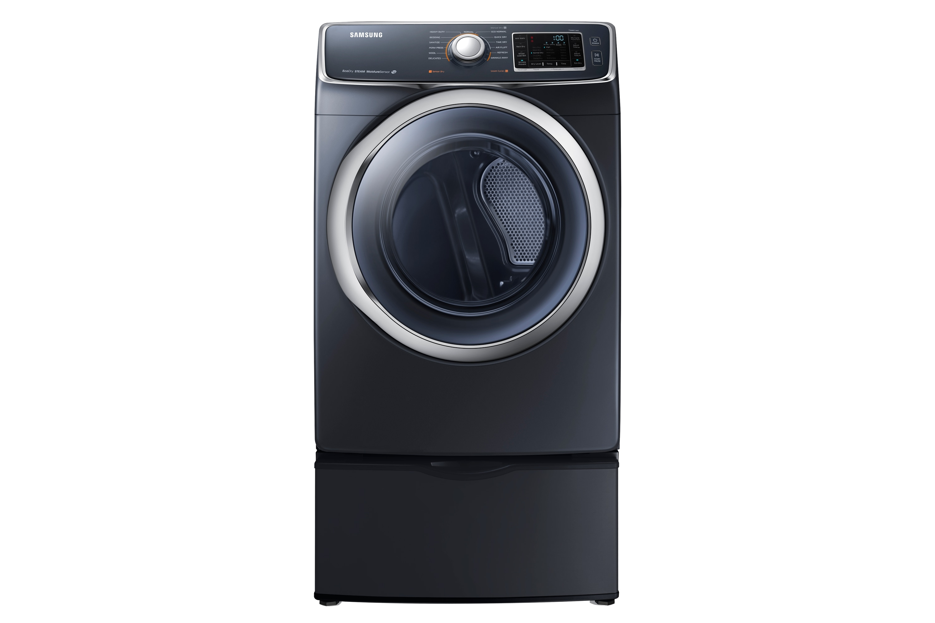 DV6300 7.5 cu.ft Electric Front-Load Dryer (Onyx)