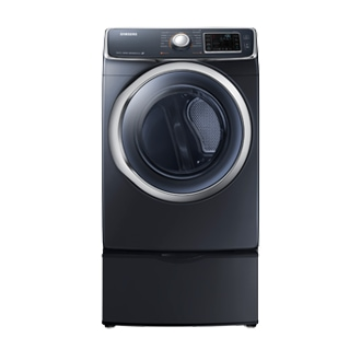 DV45H6300EG/AC DV6300 7.5 cu.ft Electric Front-Load Dryer (Onyx)