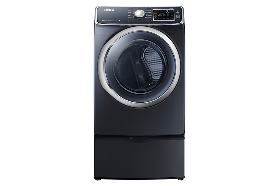 DV6300 7.5 cu.ft Gas Front-Load Dryer (Onyx)
