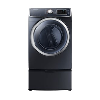 DV45H6300GG/A3 DV6300 7.5 cu.ft Gas Front-Load Dryer (Onyx)