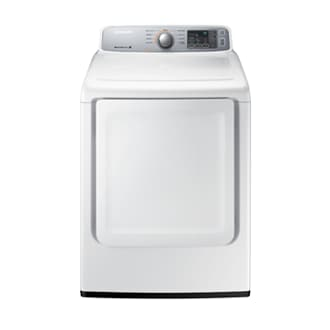 DV7000 7.4 cu.ft Electric Top-Load Dryer (White)
