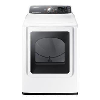 DV48J7770EW/AC Front White