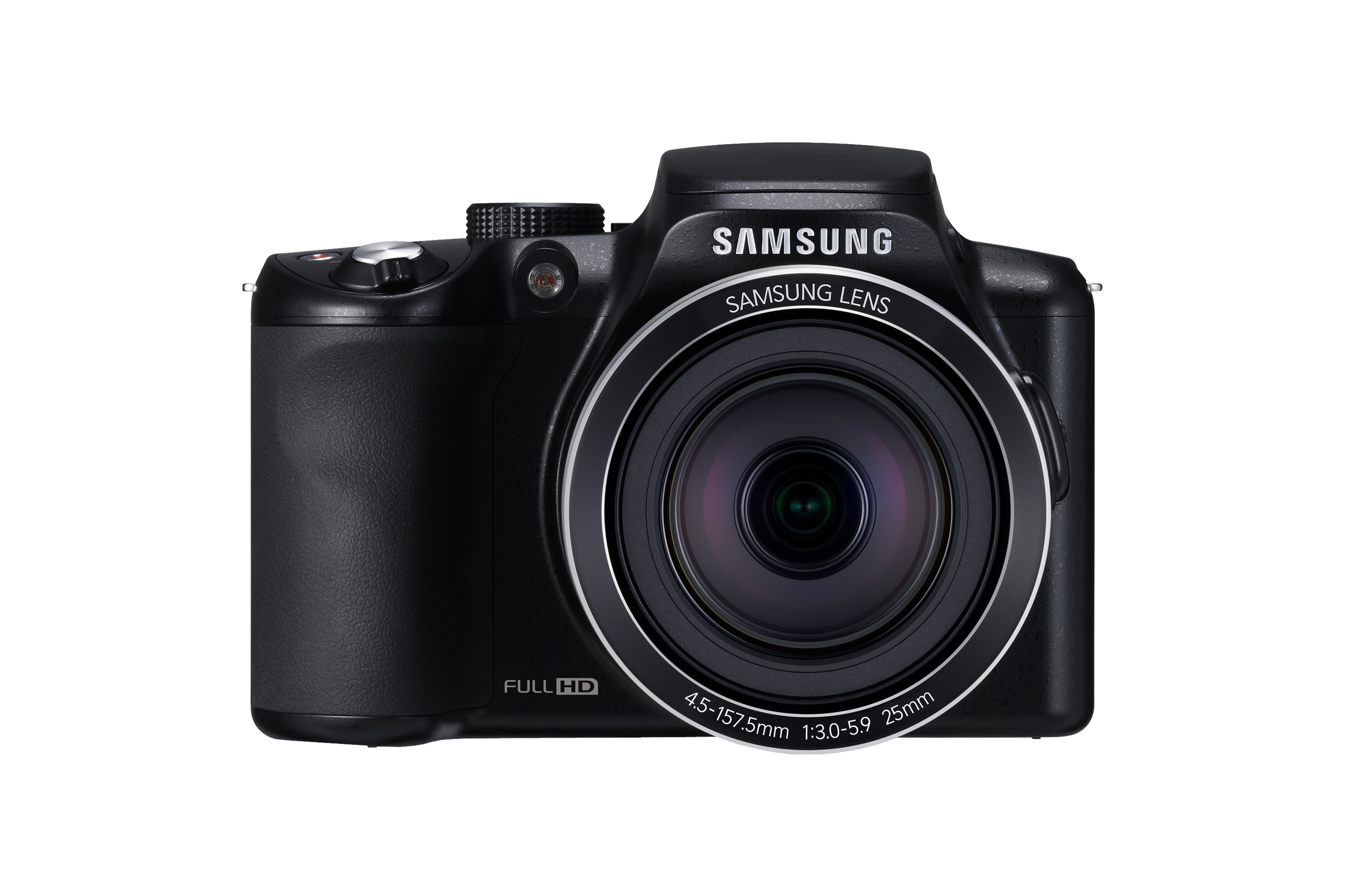 SAMSUNG WB2100 Front Black