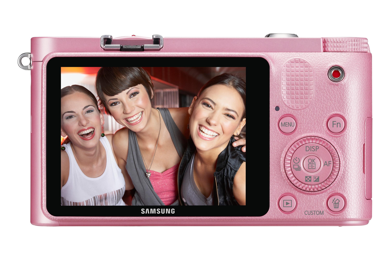 NX1000 Back Pink