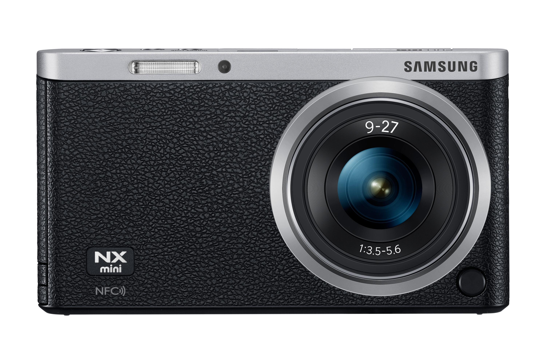 NX mini (9 mm, 9-27 mm, Lens Case)
