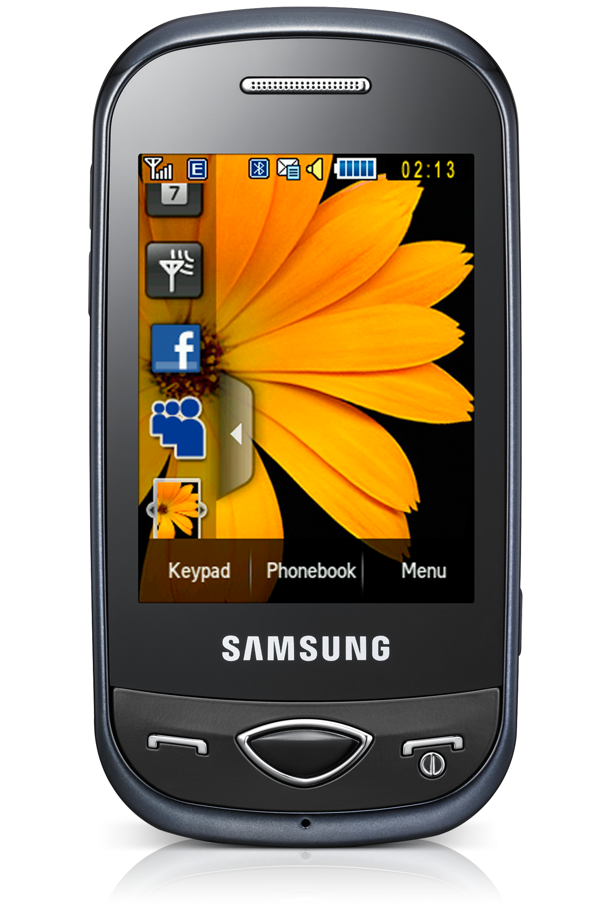 Samsung Corby Plus™ | Black