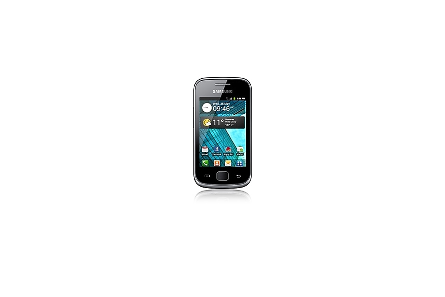 Samsung Galaxy GIO | Black