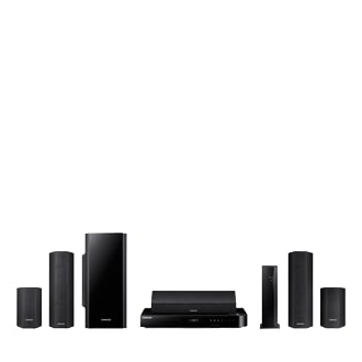 1000 W 5.1Ch Blu-ray Home Entertainment System H6500