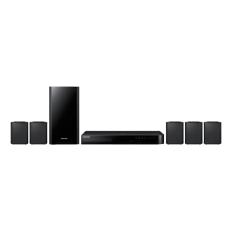 500 W 5.1Ch Blu-ray Home Entertainment System J4500