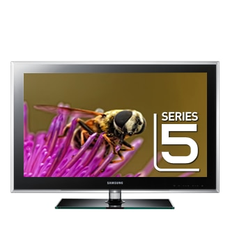 40 550 Series full HD Widescreen LCD TV