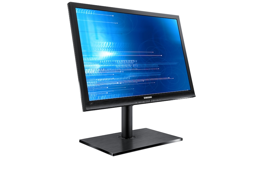 24 LED Monitor S24A650S S24A650S Left Angle black