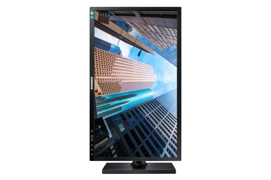 27 Full HD Business Monitor S27E450D S27E450D Front4 Black