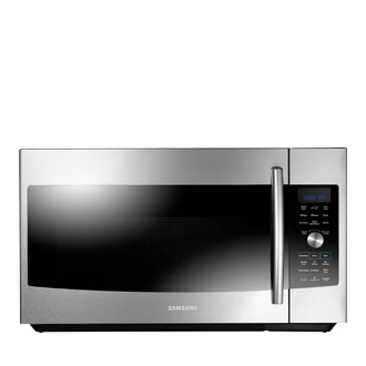 MC17F808KDT/AC OTR F808 1.7 cu.ft Over the Range Microwave (Stainless Steel)