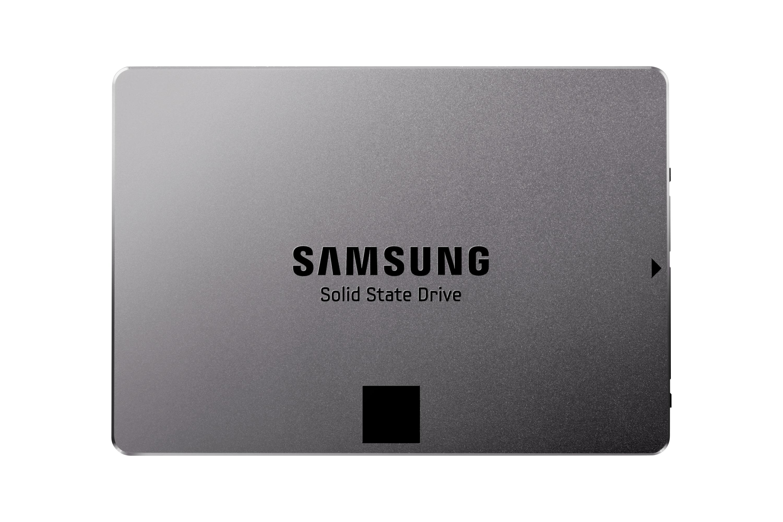 Samsung SSD 840 EVO – 500 GB (w / SATA to USB connector)