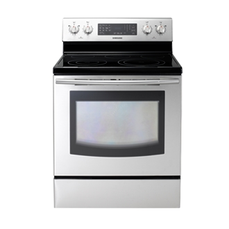 A-5 5.9 cu.ft Electric Range (Stainless Steel)