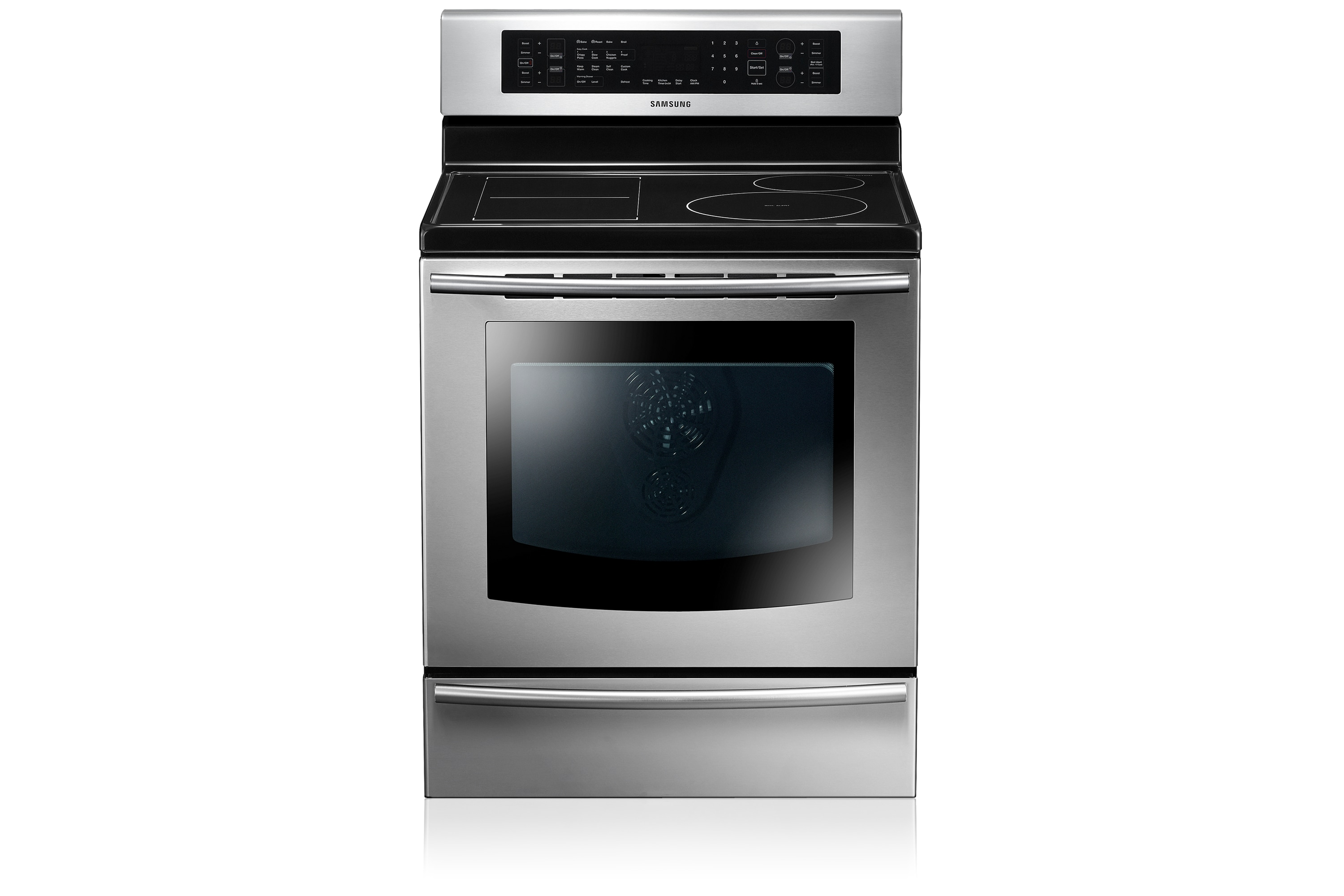 IP3 5.9 cu.ft Electric Range (Stainless Steel)