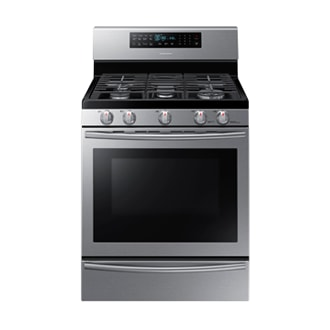 NX58H5650WS NX5000 5.8 cu.ft Gas Range (Stainless Steel)